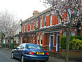 Sutton, Surrey London - terraced houses circa 1900.JPG