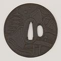 Sword Guard (Tsuba) MET 14.60.60 005feb2014.jpg