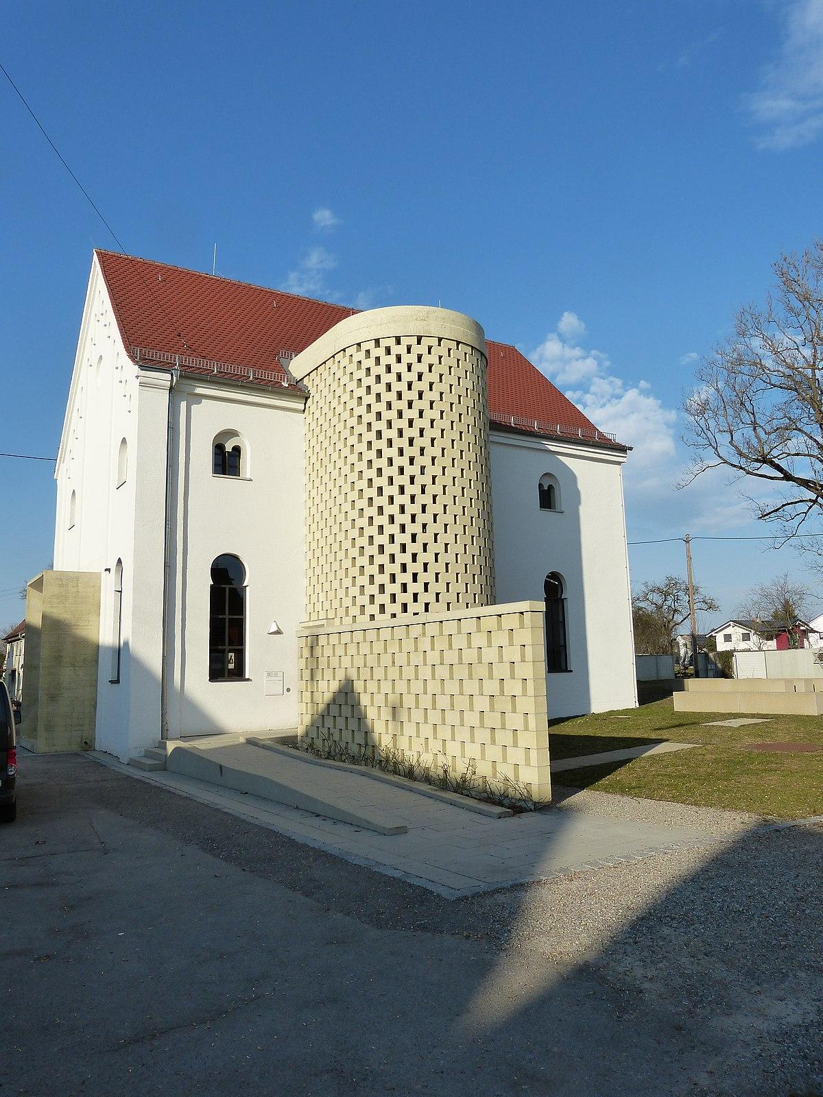 Bildergebnis für fellheim iller synagoge