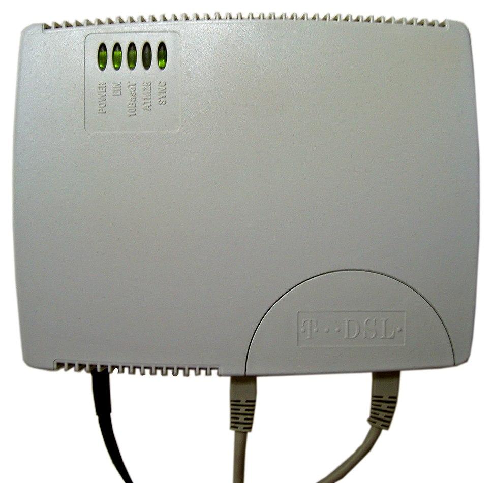 T-DSL Modem