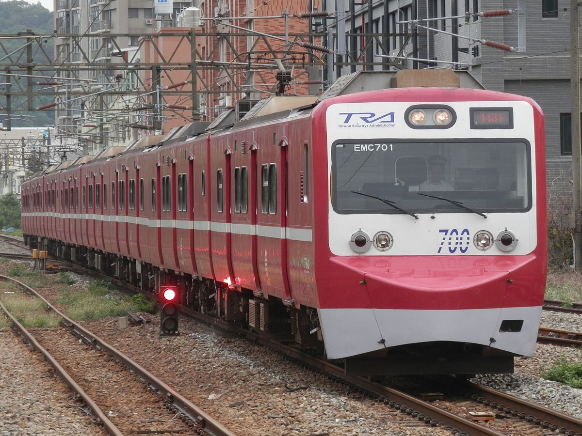 Taiwan Railway Emu700 Series Wikipedia