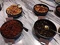 TW 台灣 Taiwan 中正區 Zhongzheng District night 西門 Ximen 衡陽路 Hengyang Road 德立莊酒店 Hotel Midtown Richardson buffet food August 2019 SSG 07.jpg