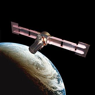 TacSat-2 - Artist's rendering of TacSat-2