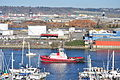 Tacoma, WA - Crowley tug Chief on Thea Foss Waterway 04.jpg