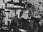 Tadeusz (right) and Wladyslaw Florjanski.jpg