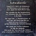 Tafel im Freiburger Schwabentor.jpg