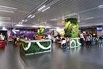 Taichung Airport Terminal 2 Arrival lobby 2019.jpg