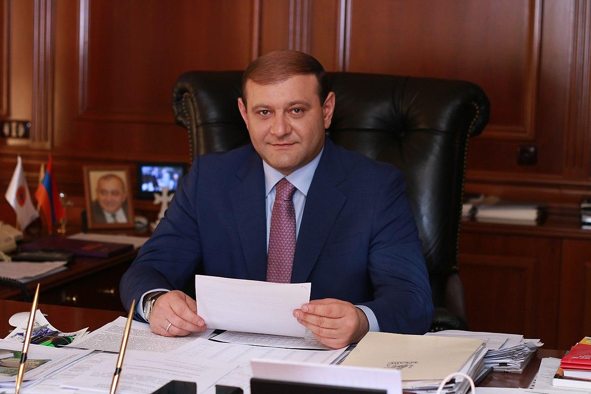 Тарон Маргарян
