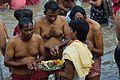 Tarpan - Jagannath Ghat - Kolkata 2012-10-15 0646.JPG