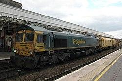 Taunton - Freightliner 66622 with HOTT.JPG