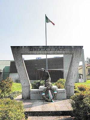 Italiano: Monumento alla Libertà e alla Pace a...