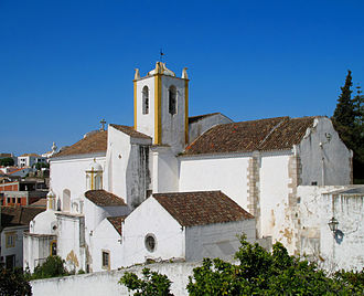 Tavira - Santiago church