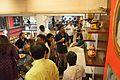 Tea Break - Wikilearnopedia - Oxford Bookstore - Kolkata 2015-08-23 3622.JPG