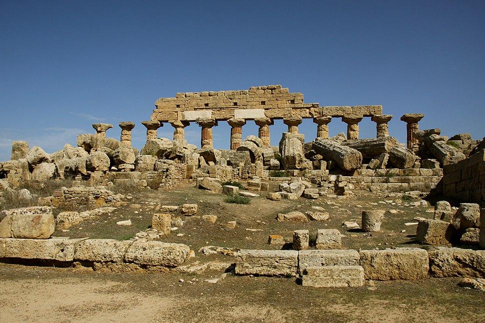 Temple C Selinunte970