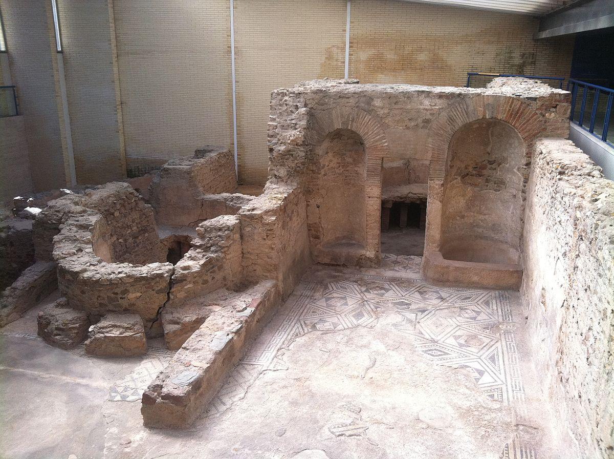 Termes romanes de sant boi viquip dia l 39 enciclop dia lliure for Sofas sant boi de llobregat