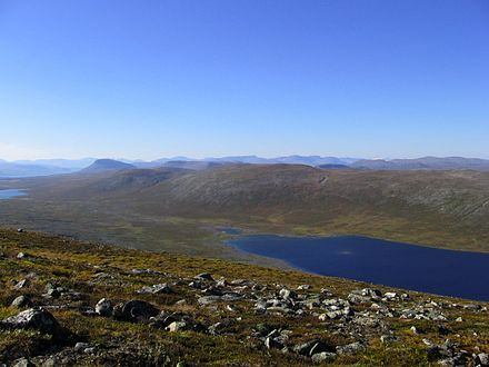 Käsivarsi Wilderness Area – Travel guide at Wikivoyage