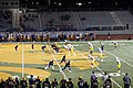Texas A&M–Kingsville vs. Texas A&M–Commerce football 2016 11 (A&M–Commerce on offense).jpg