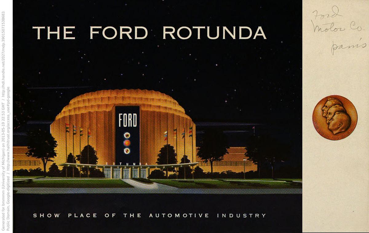 Ford Rotunda - Wikipedia