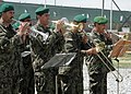 The Afghan National Army band plays the National Anthem of Afghanistan and Turkey (4699903384).jpg