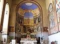 The Apsis at Church of the Visitation האפסיס בכנסיית הביקור - panoramio.jpg