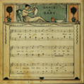 The Baby's Opera A book of old Rhymes and The Music by the Earliest Masters Book Cover 46.png