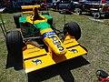 The Benetton B193 at Jersey International Motor Festival (47981162198).jpg