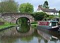 The Boat Inn and Bridge, Gnosall Heath, Staffordshire - geograph.org.uk - 1388111.jpg