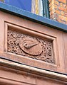The Bryant & May factory, Fairfield Rd Bow. Ex Luce Lucellum - tiled panel.jpg