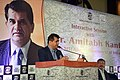 The CEO, NITI Aayog, Shri Amitabh Kant addressing at an interactive session, organised by the Indian Chamber of Commerce, at Kolkata on May 17, 2018.JPG