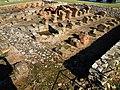 The Caldarium e tepidarium, Ruínas romanas do Cerro da Vila, 20 October 2016.JPG