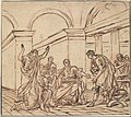 The Clemency of Augustus (Corneille, Cinna, V, 3) MET DP228703.jpg