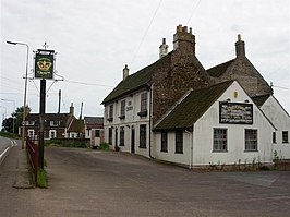 Een pub in Middleton