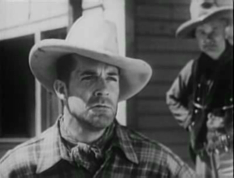 Reed Howes - Reed Howes in The Dawn Rider (1935)