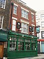 The Dolphin Tavern, Red Lion Street, WC1 - geograph.org.uk - 1274515.jpg