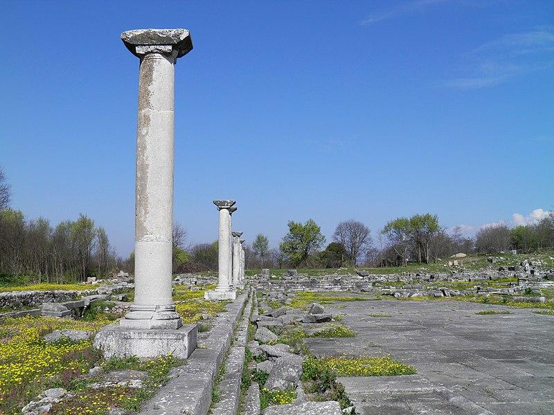 File:The Forum, Philippi (7272547172).jpg