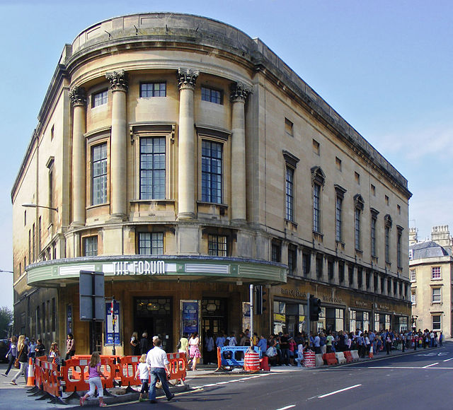 The Forum, Bath