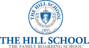The Hill School - Image: The Hill School Family Boarding School logo