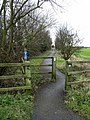 The Hornsea to Hull Cycle Trail - geograph.org.uk - 663932.jpg