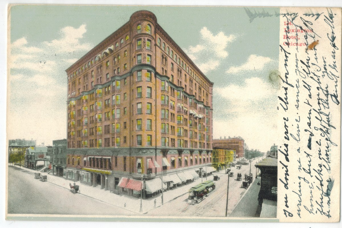 Lexington Hotel - Wikipedia