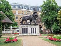 The Maiwand Lion, Forbury Gardens, Reading 2.jpg