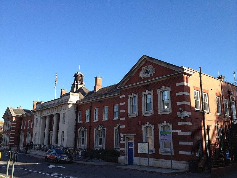 File:The Maudsley Hospital2, King's Partners.jpg