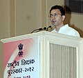 The Minister of State for Human Resource Development, Shri Jitin Prasada addressing at the presentation of the National Awards to Teachers-2012, on the occasion of Teacher's Day, in New Delhi on September 05, 2013.jpg