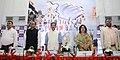The Minister of State for Human Resource Development, Shri Upendra Kushwaha at the inauguration of the KVS Rashtriya Ekta Shivir-2017, Ek Bharat-Shreshth Bharat, in New Delhi on October 31, 2017.jpg