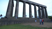 File:The National Monument on Calton Hill (Source).webm