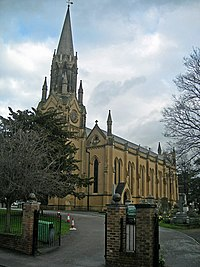 The Parish Church of St Margaret, Lee - geograph.org.uk - 359579.jpg