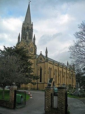 St Margaret's, Lee - St Margaret of Antioch, Lee Green, south east London