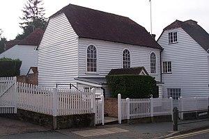 Cranbrook, Kent - Baptist Chapel
