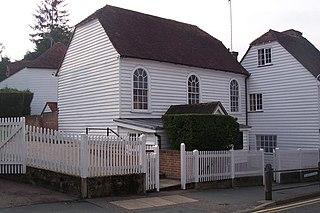 Cranbrook Strict Baptist Chapel Church in Kent, United Kingdom