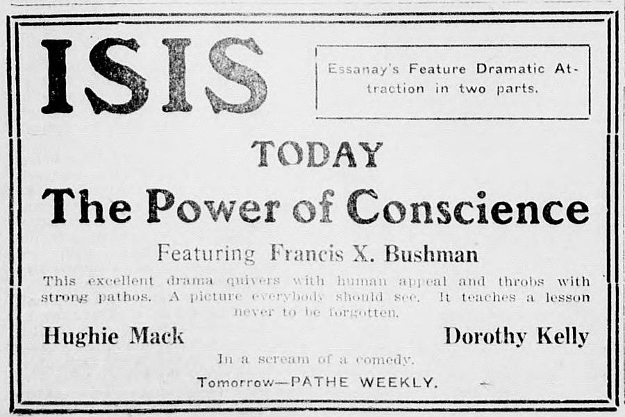 The Power of Conscience
