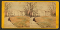 The President's House from the Eastern Carriage Entrance, by E. & H.T. Anthony (Firm).png